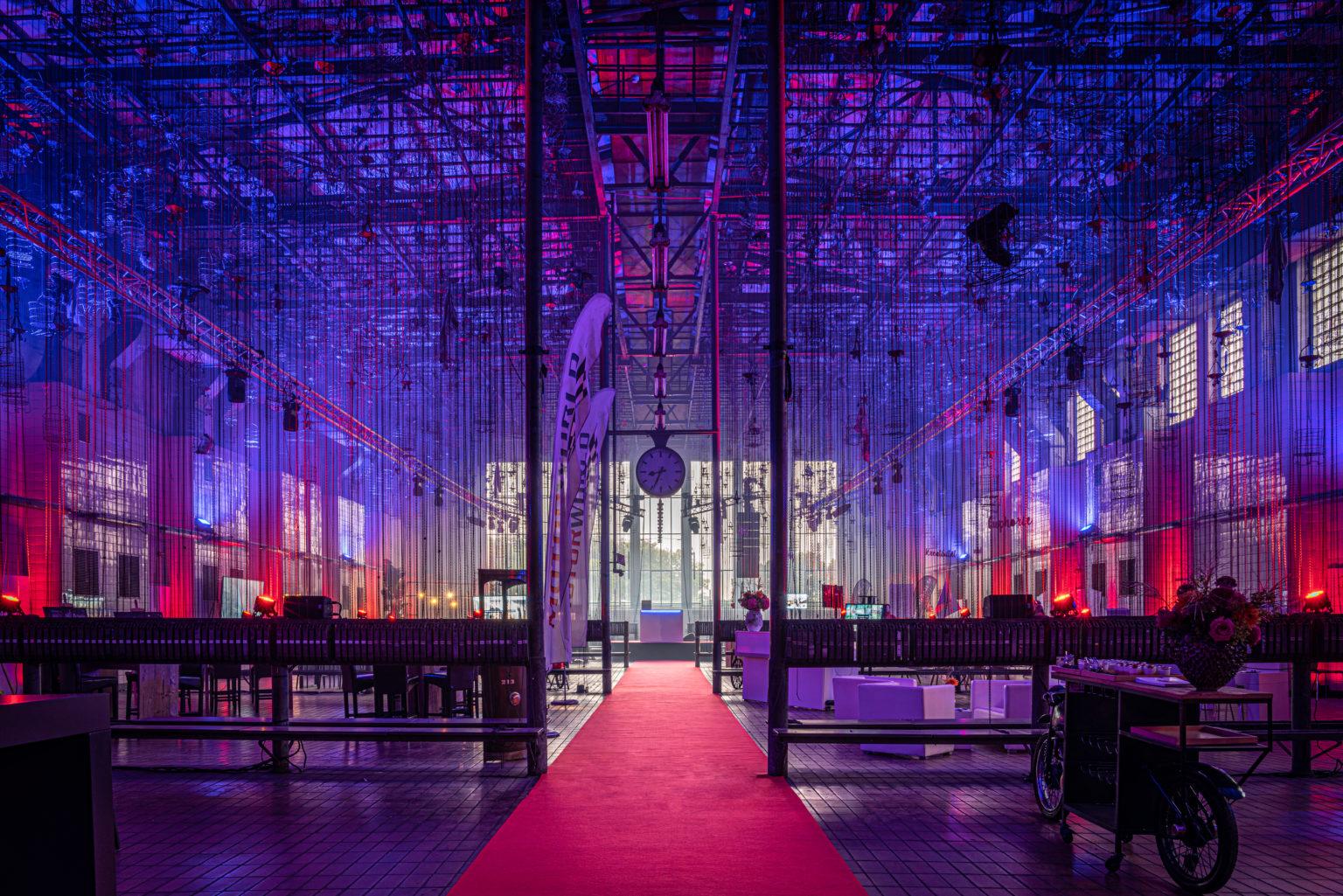 einzigartige Eventhalle im Ruhrgebiet