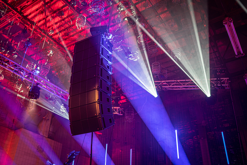 Lights Eventdesign Zeche Ewald