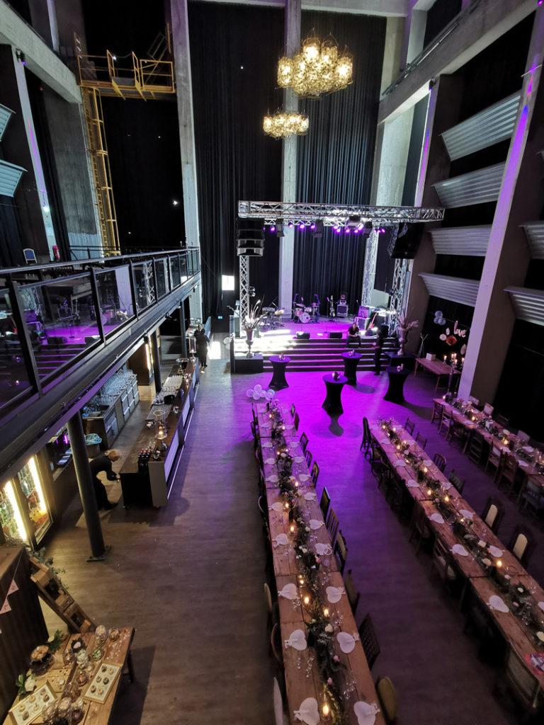 Maschinenhalle Eventlocation Ruhrgebiet