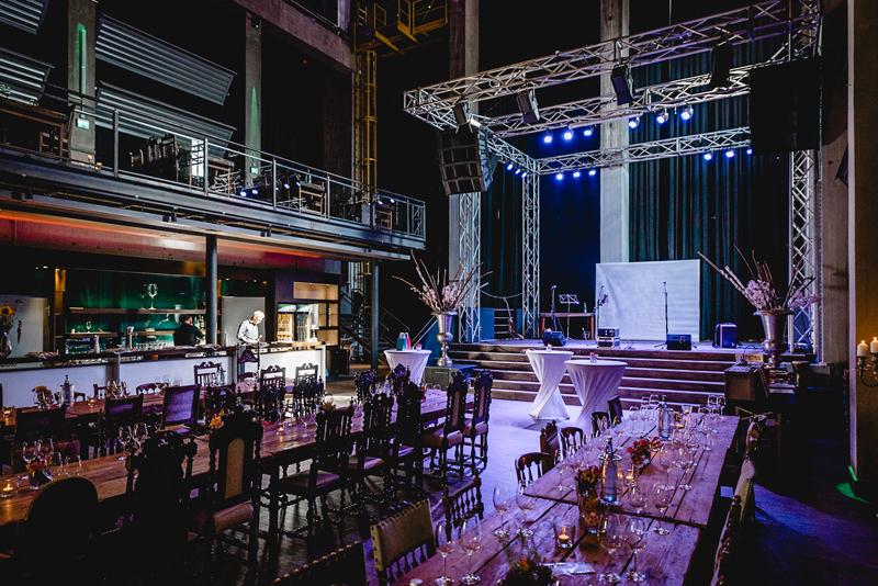 Maschinenhalle Events Zeche Ewald